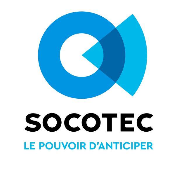 Logo Socotec - Groupe Maindron