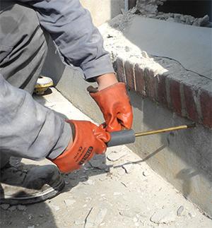 Groupe Maindron Assèchement des murs, Traitement remontées capillaires